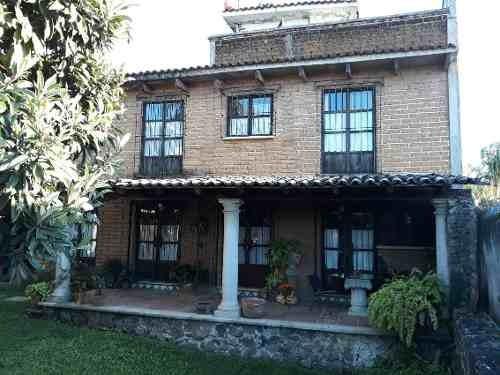 Casa En Privada En Vista Hermosa / Cuernavaca - Vem-701-cp