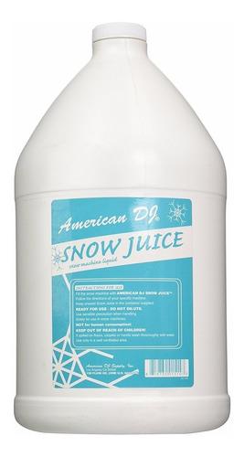 Imagen 1 de 1 de Liquido Especial P/ Maquina D Nieve Artificial American Dj