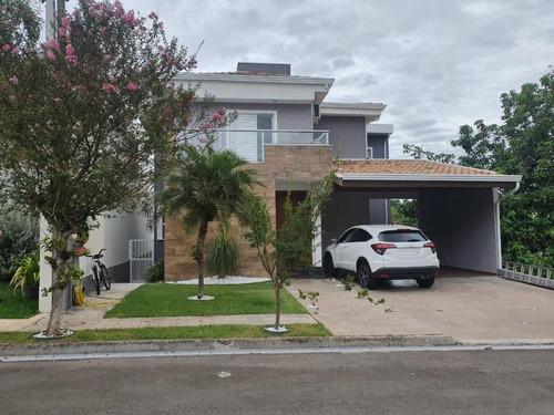 Casa À Venda Condomínio Vivenda Das Cerejeiras  Valinhos - Ca0393