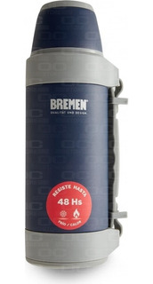 Termo Bremen 7133 1,2lts Acero Inoxidable Simil Stanley