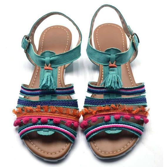 Rasteirinha Flor Da Pele Shoes