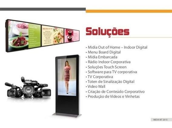Sistema De Tv Indoor