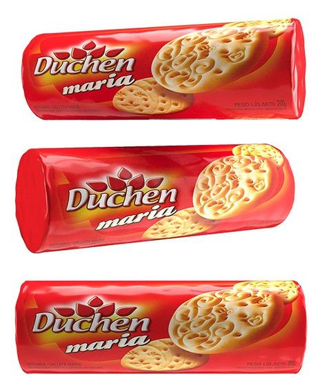 Biscoito Bicoito Maria Duchen Pacote 200g 1 Unidade