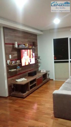 Apartamentos À Venda  Em Bragança Paulista/sp - Compre O Seu Apartamentos Aqui! - 1280274