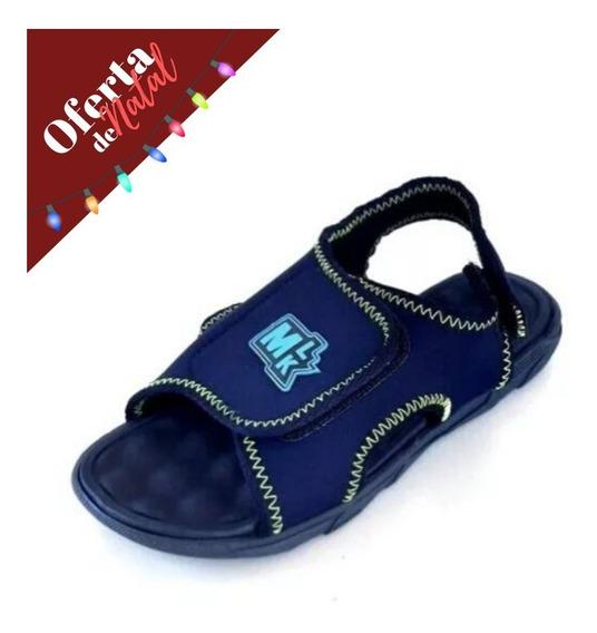 Sandália Neopreme Molekinho Menino   Marinho/azul   2400