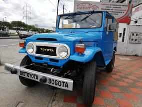 Toyota Fj60 1962