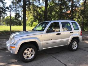 Jeep Cherokee 3.7 Limited 2002