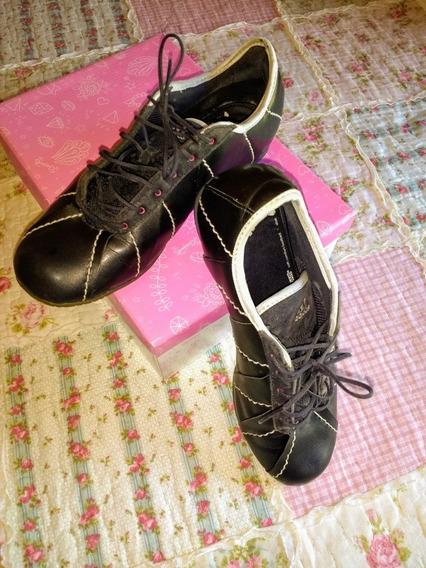 Zapatillas De Cuero adidas Originales