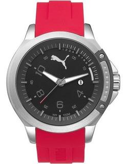 Reloj Puma Pu104011003 Hombre Color Rojo Deporitivo - Selfie