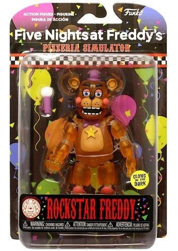 Funko Five Nights At Freddys Rockstar Freddy