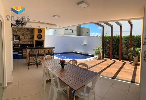 Imagem 1 de 21 de Casa Com 5 Dormitórios À Venda, 210 M² Por R$ 800.000,00 - Antares - Maceió/al - Ca0237
