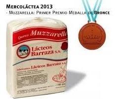 Muzzarella Barraza Super Oferta Bogado Distribución