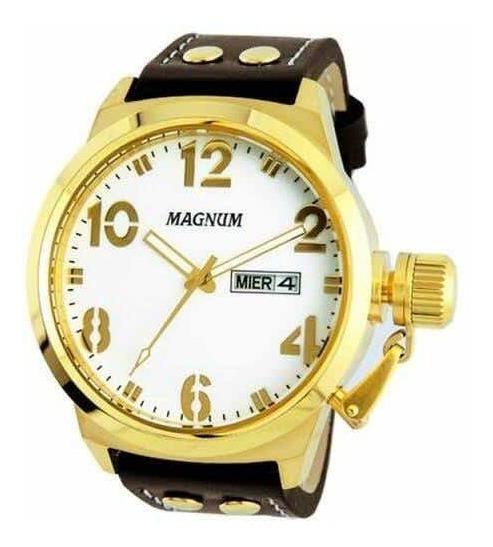 Relógio Magnum Ma32783 - Original Com Nota