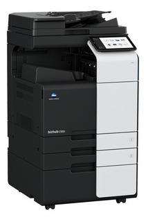 Konica Minolta Bizhub C300i (nuevo Modelo). Ideal Imprentas.