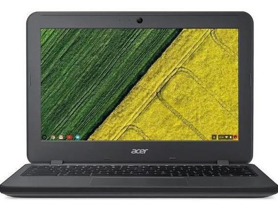 Chormebook Acer Intel 11,6 Celeron 32gb C731t-c2gt Cinza