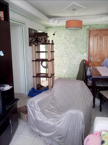 Imagem 1 de 9 de Apartamento Residencial À Venda, Vila Santa Clara, São Paulo. - Ap2843