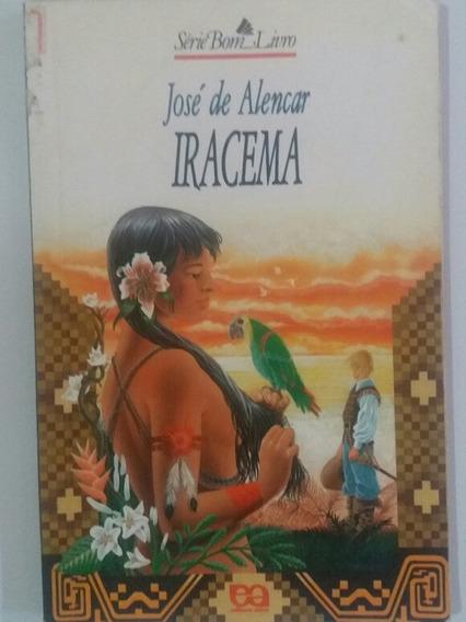 Iracema (josé De Alencar) [frete Fixo R$ 19,90]