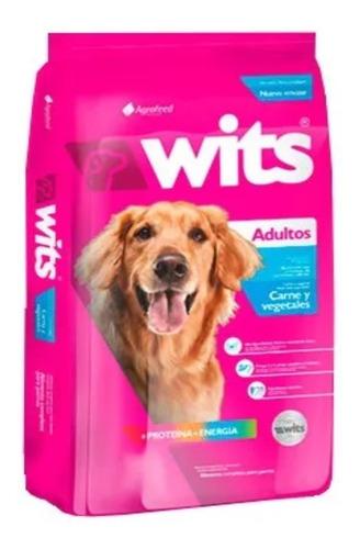 Imagen 1 de 3 de Alimento Para Perro Wits 25kg