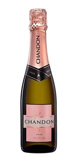 Champagne Chandon Rose Brut 187ml Espumante Champaña X1 Unid