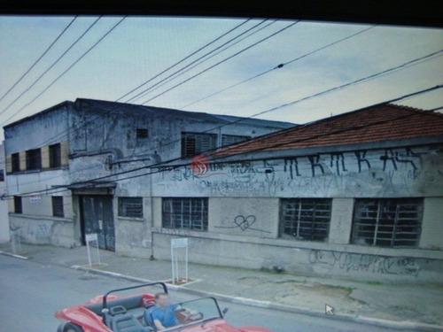 Terreno Residencial Para Venda E Locação, Catumbi, São Paulo - Af388