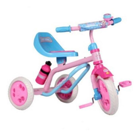 Ticiclo Turbo Let´s Trike Rosa Nuevo Mytek