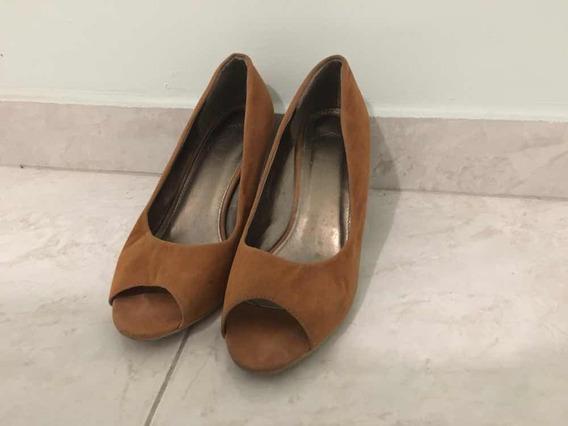Zapatos De Gamuza Importados