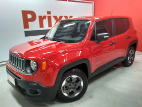 Jeep Renegade Sport 1.8 Flex Aut 2016