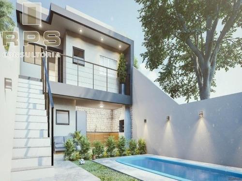 Imagem 1 de 17 de Belissíma Casa Para Venda - Nova Atibaia - Atibaia - Sp - Ca00904 - 69555747