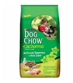 Dog Chow Puppy Razas Medianas/grandes X 21 Kg