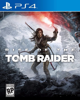 Rise Of Tomb Rider Ps4 Digital 2°