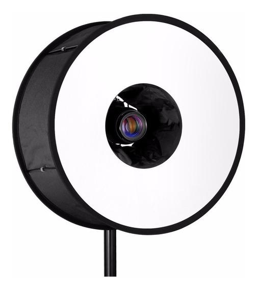 Ring Softbox Para Flash Canon Nikon Godox Yongnuo Universal