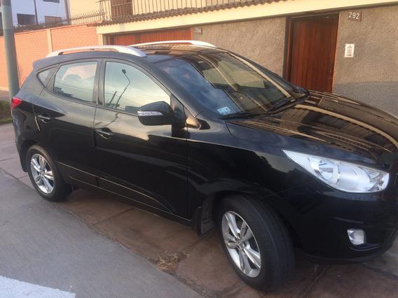 Hyundai Tucson 2012 4x2 Automatico Y Secuencial Impecable