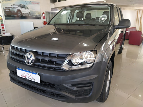 Volkswagen Amarok Tredline 2020 0km 4x2 Ae470 Anticipo