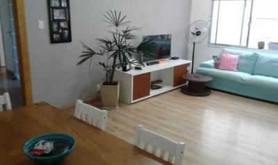 Apartamento Em São Francisco, Niterói/rj De 120m² 3 Quartos À Venda Por R$ 550.000,00 - Ap198621