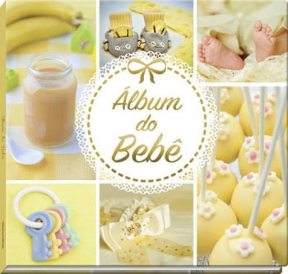 Album Do Bebe - Amarelo