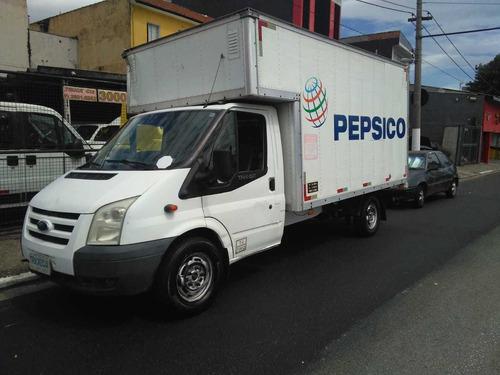 Ford Transit 2013 Bau R$ 75.000,00 Financio