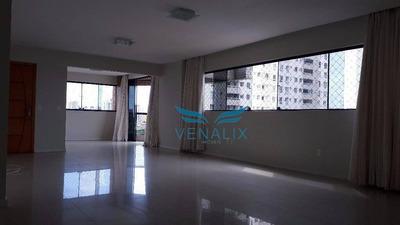 Apartamento De Alto Padrão Em Localização Privilegiada De Lagoa Nova - Ap0259