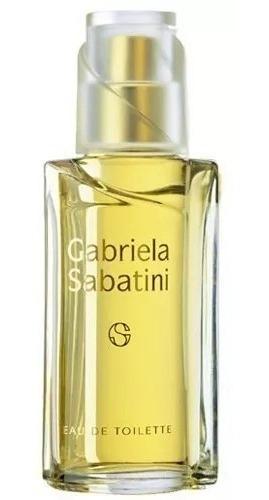 Perfume Gabriela Sabatini Edt 60ml Original ( Sem Caixa )
