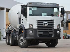 Volkswagen 26-280 Constellation Con Mixer 8m3 Liebherr