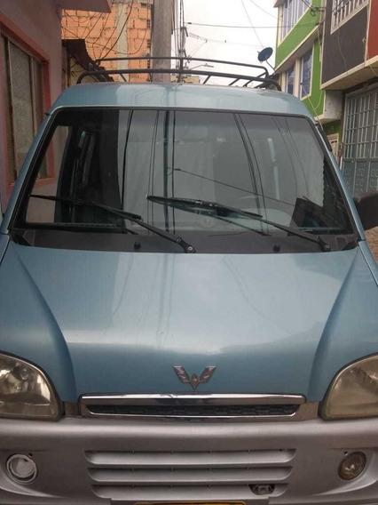 Wuling Minivan Pasajeros