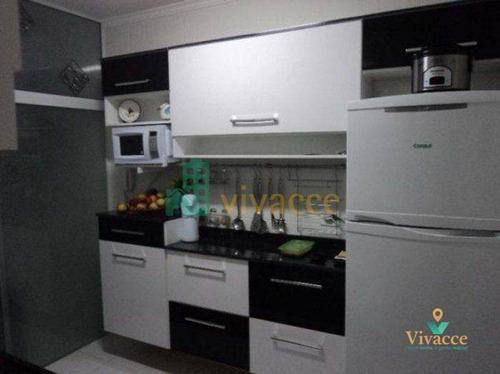 Imagem 1 de 30 de Apartamento 2 Dorms, 1 Vaga - Cidade Lider - Ap1688