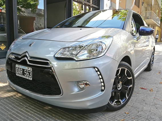 Citroen Ds3 1.6 Turbo 165cv Sport Chic Nuevo!!