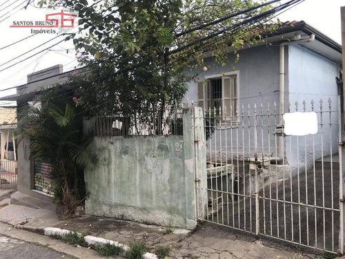 Terreno À Venda, 610 M² Por R$ 1.800.000 - Limão - São Paulo/sp - Maiores Informações - (11) 97200-3334 -  Cláudio. - Te0203