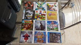 Lote De Jogos Nintendo 3ds