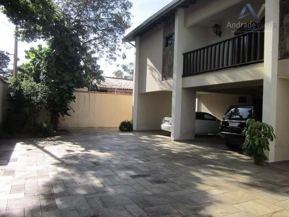Casa Residencial Para Locação, Parque Taquaral, Campinas. - Ca0047