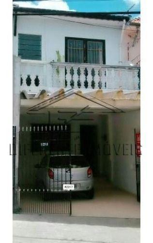 Imagem 1 de 10 de Sob418 - Sobrado Com 125m² Com 3 Dorms - 2 Vagas No Tatuapé!