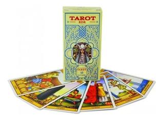 Cartas Tarot Rider-waite 78 Cartas Exclusivo-iluminarte