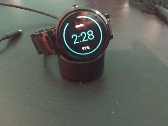 Moto 360 Smartwatch De Motorola 1a Generación