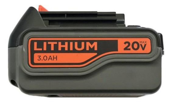 Bateria 20v 3ah Lb320bat Black + Decker Lb320bat