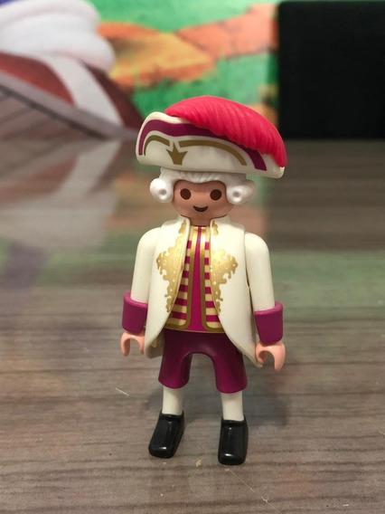 Playmobil Soldado Ingles